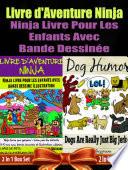 Livre d'Aventure Ninja: Ninja Livre Pour Les Enfants