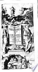 Bibliotheca Sacra  Seu  Thesaurus Scripturae Canonicae Amplissimus
