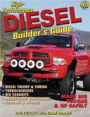 High Performance Diesel Builder s Guide
