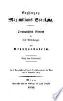 Erzherzog Maximilians Brautzug