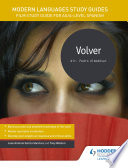 Modern Languages Study Guides  Volver