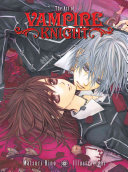 The Art Of Vampire Knight : reads r to l (japanese style), for audiences...