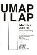 UMAP ILAP Modules