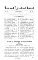 Transvaal Agricultural Journal