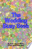 The Wedding Busy Book