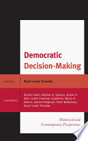 Democratic Decision Making
