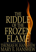 download ebook the riddle of the frozen flame pdf epub