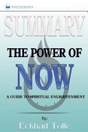 Summary  the Power of Now