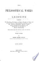 The Philosophical Works of Leibnitz