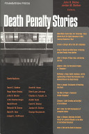 Death Penalty Stories Book PDF