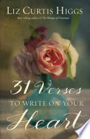31 Verses to Write on Your Heart Book Cover