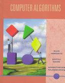 Computer Algorithms Psuedocode