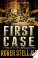 FIRST CASE  Murder Alley   Thriller