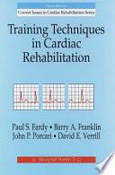 Training Techniques In Cardiac Rehabilitation