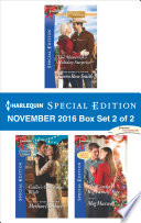 Harlequin Special Edition November 2016 Box Set 2 of 2