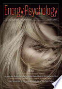 Energy Psychology Journal  1 1