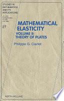 Mathematical Elasticity book