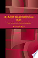 The Great Transformation Of 2021 book