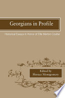 Georgians in Profile