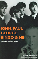 John, Paul, George, Ringo and Me-book cover