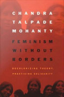 download ebook feminism without borders pdf epub