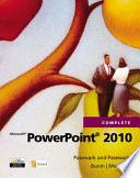 Microsoft PowerPoint 2010 Complete
