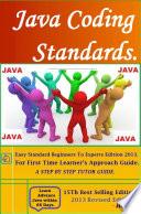 Java Coding Standards