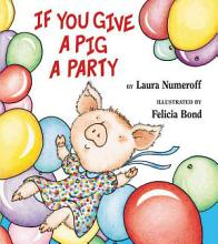 If you give a pig a party [Book]