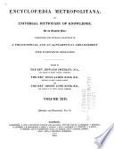Encyclopaedia Metropolitana