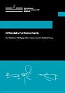 Orthopädische Biomechanik