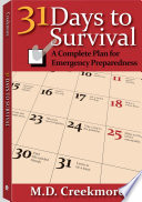 31 Days To Survival : sadly, many in our increasingly...