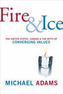 Fire & Ice : border, michael adams reveals that canada...