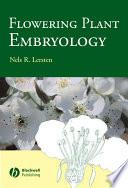 Flowering Plant Embryology
