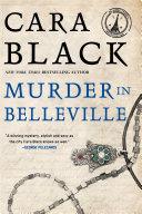 Murder in Belleville Anais De Froissart Calls Parisian