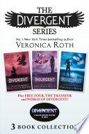 Divergent Series  Books 1 3  Plus Free Four  The Transfer and World of Divergent