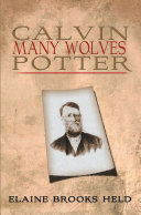 Calvin Many Wolves Potter Book
