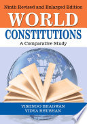 World Constitution   A Comparative Study