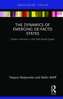 The Dynamics of Emerging De-Facto States
