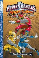 Power Rangers  Ninja Storm Volume 3  Thunder Strangers