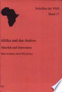 Afrika und das Andere