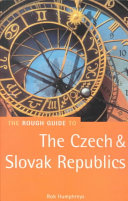 The Rough Guide to the Czech   Slovak Republics