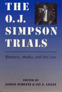 The O J  Simpson Trials