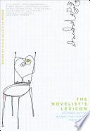 The Novelist s Lexicon