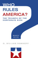 Who Rules America The Triumph Of The Corporate Rich