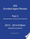 IRS Enrolled Agent Review