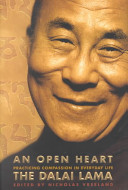 An Open Heart Book Cover