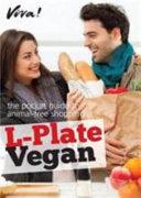 L Plate Vegan