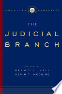 Institutions of American Democracy  The Judicial Branch
