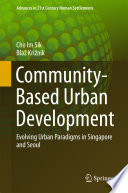 Community Based Urban Development