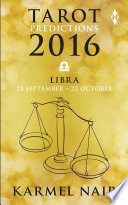 Tarot Predictions 2016  Libra